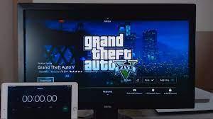 Downloading GTA 5 on PS4 at 1000Mbps (Gigabit Fiber Optics Internet) -  YouTube