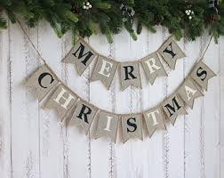 <b>Merry christmas garland</b> | Etsy