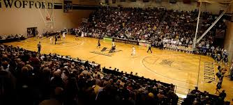 Benjamin Johnson Arena - Wofford College Athletics