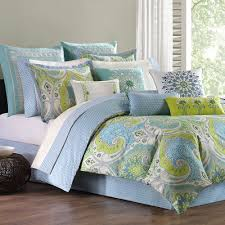 sardinia paisley comforter bedding set target sets full twin full size