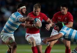 rugby union june internationals argentina v wales brigar general estanislao lopez stadium santa fe argentina june 16 2018 wales gareth