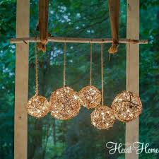 Inexpensive lighting ideas Backyard Outdoor Chandelier Easy Inexpensive Lighting Tutorial Using String Lights Grapevine Balls Diy Ideas Christmas Lindisfarneco Outdoor Chandelier Easy Inexpensive Lighting Tutorial Using String