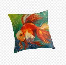 goldfish painting canvas painting png 875 875 free transpa goldfish png