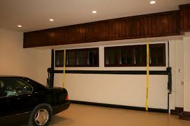 bi fold garage doorsSchweiss Doors  Residential Bifold Garage Door Photos  Original