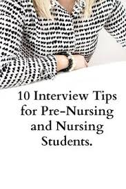 a great nursing personal statement example for nursing school  10 interview tips for pre nursing and nursing students