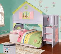 twin size girl bed endearing bedroom ideas for your dearest kid with full 6
