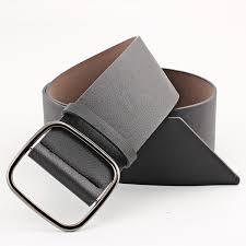 <b>Winfox</b> Vintage Black Brown <b>Red</b> 6.5cm Wide PU Leather Belts ...