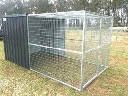 dog pen with roof outdoor dog enclosures premium cattle crush flat pack outdoor dog pens with