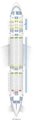 Norwegian Seating Chart 787 Dreamliner Seating Chart Lovely Seatguru Seat Map