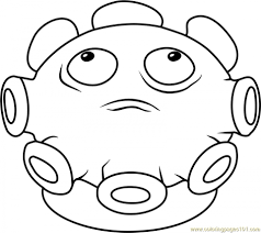 Coloring Pages Plants Vs Zombies Coloring Pages Pictures To Print