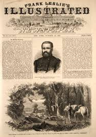 literature of the american civil war digital collections for the  image of the military situation and n outrages in the northwest