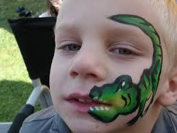 cool face paint ideas for boys 15