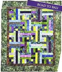 Quilt Pattern - Legacy Patterns - Road to Bali | Shibori Dragon & Quilt Pattern - Legacy Patterns - Road to Bali Adamdwight.com