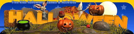 Small Picture Free kids Halloween games puzzles and other childrens halloween