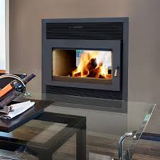 rsf focus st see thru woodburning zero clearance fireplace