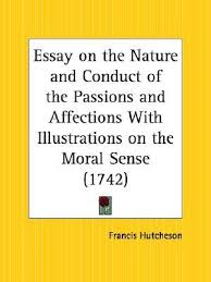 essay on the nature and conduct of the passions and affections  415263