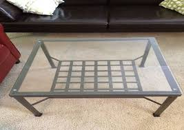 chic glass coffee table ikea ikea coffee table with glass top coffee tables