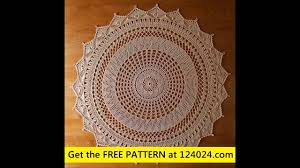 Easy Doily Pattern Magnificent Decorating Design