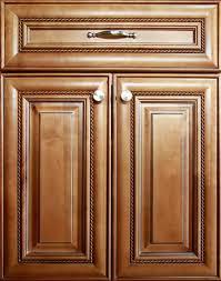cabinet door. Simple Door AA Pecan Rope For Cabinet Door