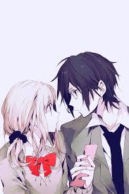 Pic Cartoon Romantic About Sad Love