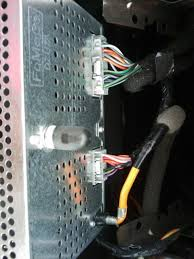 factory wiring diagram request ford f forum community i am getting ready to install a new head unit and the smaller 16 pin plug has me confused the wire harness adapter kits that i have found from metra show