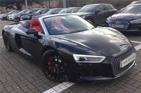 black audi r8 spyder. Wonderful Spyder Used 2018 AUDI R8 In Black  Photo 1 Maidstone Audi Sandling  Inside Spyder
