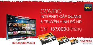 Lắp đặt Internet Viettel Đà Nẵng - Lắp mạng wifi Cáp quang Truyền hình