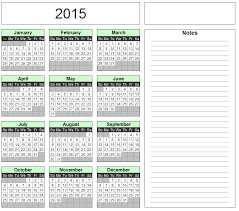 editable monthly calendar 2015 free excel calendar template yearly monthly 2015 2016 2017 etc