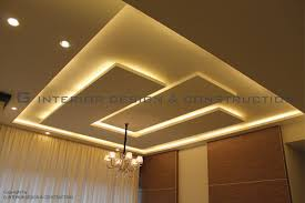 Wonderful With Additional Plaster Of Paris False Ceiling Designs