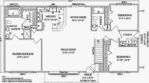 open floor plans ranch style open floor plan ranch style homes luxury small ranch house floor
