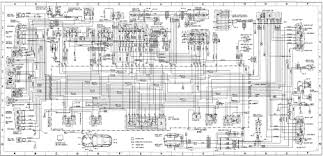 porsche 928s4 1990 diagram index lights r o w sheet 1 diagram