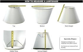 lamp shade with uno fitter stylish shades slip uno threaded lampsusa regarding 19