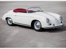 RM Sotheby's - 1955 Porsche 356 1500 Speedster by Reutter ...