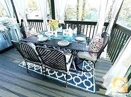 best outdoor rug for deck outdoor rugs for decks new best deck decorating ideas pool best outdoor rug