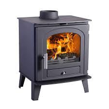 hunter stoves innovative wood burning stoves log burners 1959 eco 2 1959 eco 2 side eco 2 basic dimensions