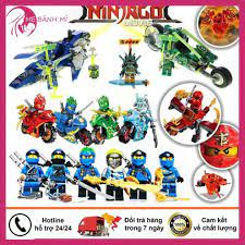 Đồ chơi trẻ em, xếp hình lego ninjago cho bé, đồ chơi lego thông minh,  thiết kế hiện đại, chất liệu an toàn tại Hà Nội