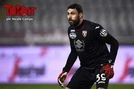 Torino: il rendimento deludente di Salvatore Sirigu nel 2020