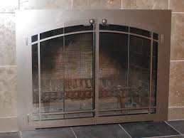 fireplace screens with doors target canada fireplace screens brass screen with glass doors screensaver