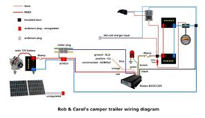 camper trailer 12 volt wiring diagram and redarcbcdcinstall5a jpg 240 Volt Wiring Diagram camper trailer 12 volt wiring diagram and redarcbcdcinstall5a jpg 240 volt wiring diagrams for ac unit