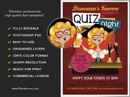 trivia night flyer templates trivia night template trivia night flyer template free telemontekg