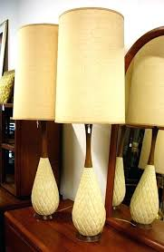 decoration mid century lamp shades modern lamps for canada