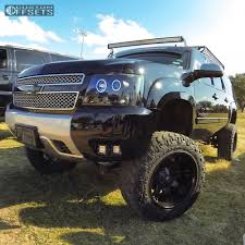 Wheel Offset 2007 Chevrolet Suburban 1500 Aggressive 1 Outside ...