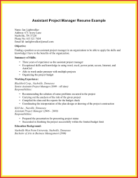 assistant project manager resume template medium size assistant project  manager resume template large size