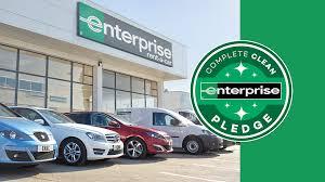 Car Hire   Free Pick Up and Drop Off   Enterprise Rent-A-Car