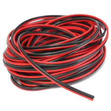 online buy whole car stereo system wiring from car 2017 hot selling red and black speaker power cables cable wire sound car home stereo hifi