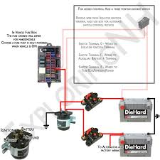 simple dual battery wiring diagram and parts list diy for 50 100 dual battery diy wiring diagram and schematic for setting up a dual battery system in a