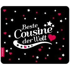 Mousepad Beste Cousine Motiv 5