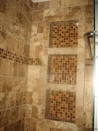 Bathrooms Design White Shower Tile Porcelain Floor Tiles Floor