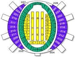 Long Beach Arena Seating Chart Long Beach Convention Center Long Beach Com