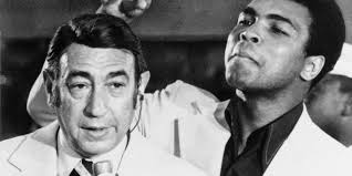 Boxing s odd couple Muhammad Ali and Howard Cosell